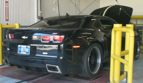Video 2010 Camaro SS by Lingenfelter Performance