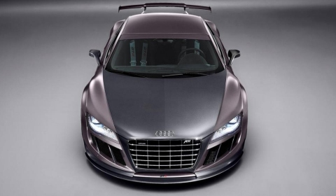 Video Limited Edition ABT R8 GT R