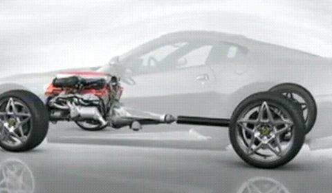 Video Ferrar 599 Hybrid HY-KERS Concept