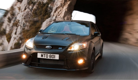 Video Ford Focus RS500 in Action