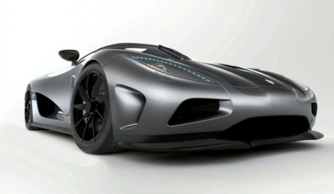 Video Koenigsegg Agera Live in Action