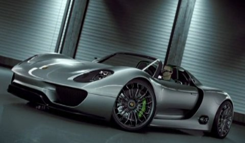 video porsche 918 spyder concept gtspirit. Black Bedroom Furniture Sets. Home Design Ideas