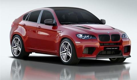 Vorsteiner BMW X6 M VRS Aero Package