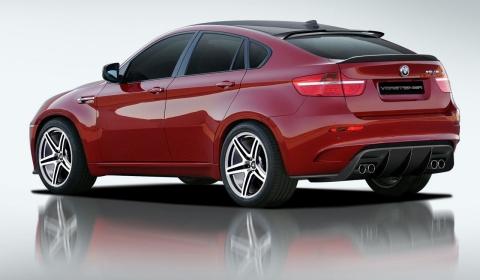 Vorsteiner BMW X6 M VRS Aero Package 01
