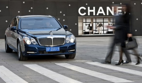 2011 Maybach Facelift. To keep the Maybach brand alive a new range of models