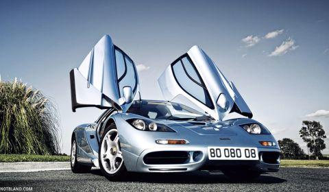 Photo Of The Day: McLaren F1