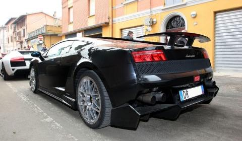 Lamborghini Gallardo Super Torfeo Kit