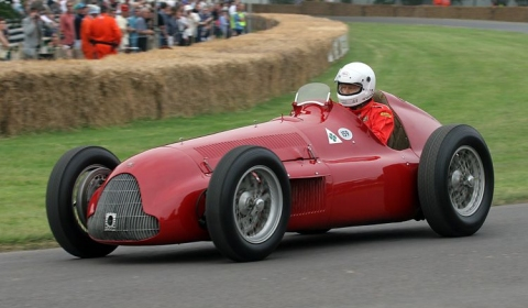 Alfa Romeo Goodwood Festival of Speed 2010