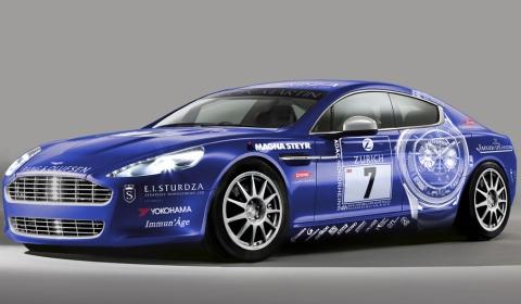 Aston Martin Rapide Enters Nurburgring 24-hour Race