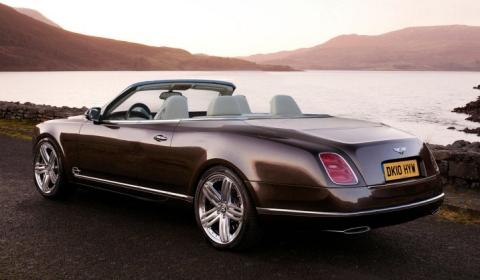 Bentley Mulsanne Convertible 01