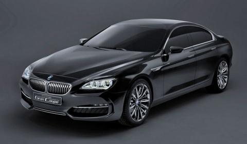 BMW Concept Gran Coupé Update