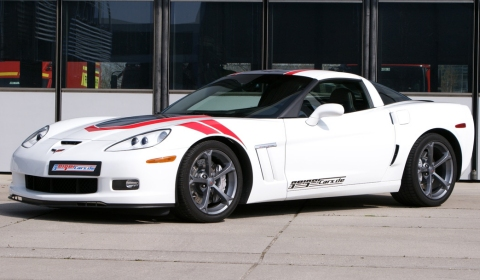 Chevrolet Corvette Grand Sport by GeigerCars