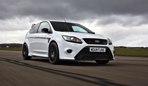 Ford Focus RS MP350 Upgrade