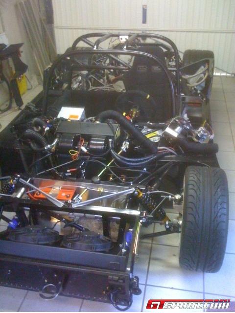 GTspirit Garage Ultima GTR Update 09 02