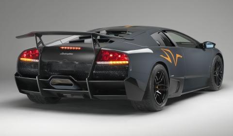 Lamborghini Murciélago LP 670-4 SuperVeloce China Limited 01