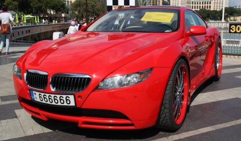 Monaco 2010 BMW Shark by AG Excalibur