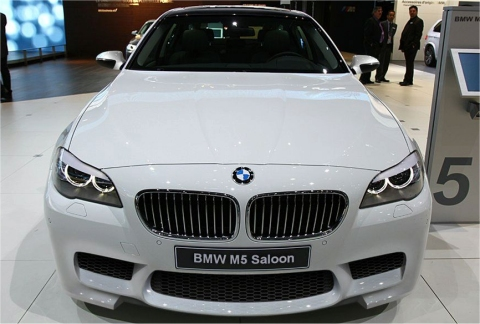 New BMW M5 F10 Renderings