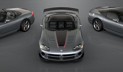 Official 2010 Viper SRT10 Final Edition Models 01