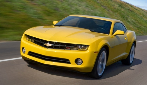 Official 2011 Chevrolet Camaro Upgrade