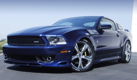 Official 2011 SMS 302 Ford Mustang