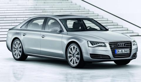 Official Audi A8 L