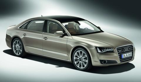 Official Audi A8 L 01