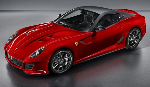 Official Ferrari 599 GTO