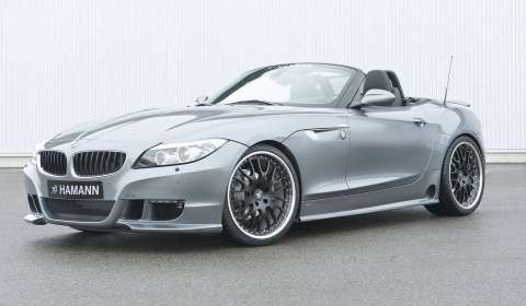 Official Hamann BMW Z4 E89 Roadster