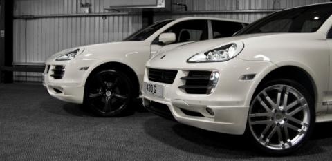 Porsche Cayenne Kahn Super Sport Tiptronic 01