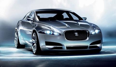 Rumours 2011 Jaguar XJ Electric Hybrid