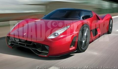 Rumours 2012 Ferrari F70 - Enzo Successor