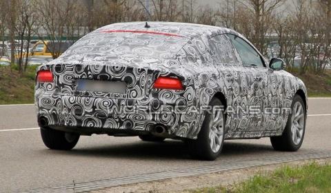 Spyshots 2011 Audi A7