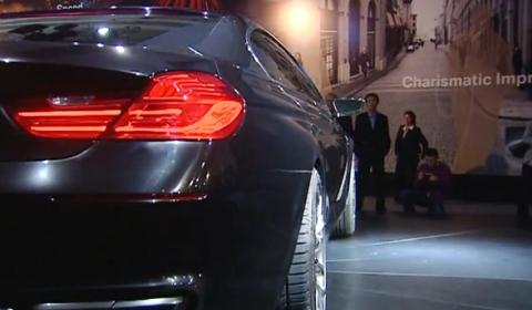 Video BMW Concept Gran Coupé