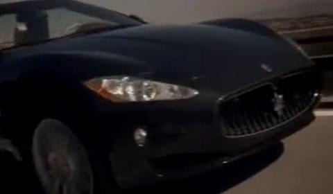 Video Maserati GranCabrio