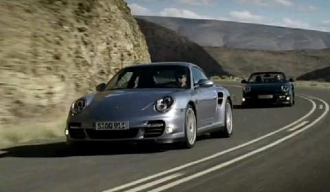 Video Porsche 911 Turbo S