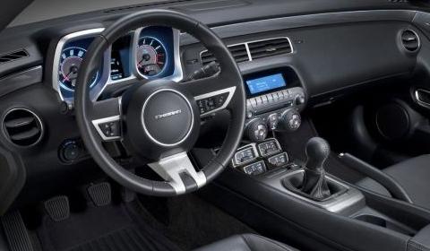 2010 Chevrolet Camaro Interior