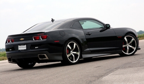 2011 Chevrolet Camaro HPE800 by Hennessey 01