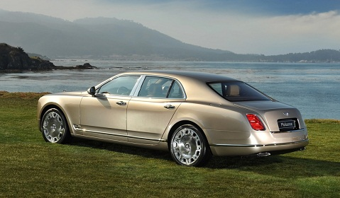 Bentley Mulsanne 4.0 V8