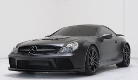 Brabus Stealth SL65 AMG Black Series