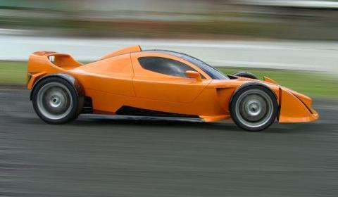 Limited Edition Hulme CanAm