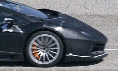 Spyshots: Lamborghini Jota
