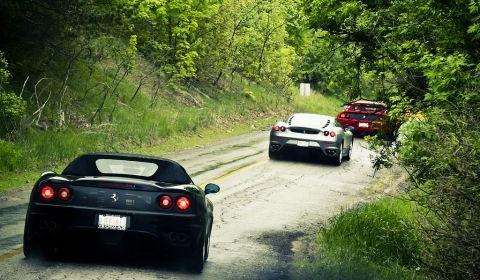 Ferrari 360, 430 & 355