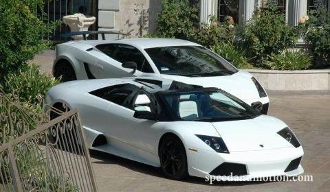Lamborghini Versace & Superleggera
