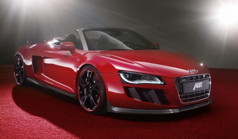 ABT Highlights Its Line-up of Convertibles