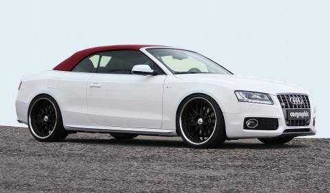 Audi S5 Cabriolet Cargraphic