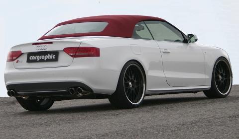 Audi S5 Cabriolet Cargraphic 01