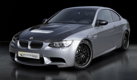 BMW M3 by Emotion Wheels