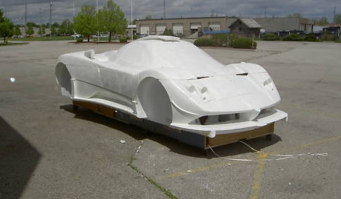 Fail $ 12,000 Zonda Cinque Replica Kit 01