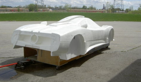 Fail $ 12,000 Zonda Cinque Replica Kit 02