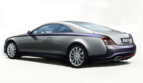 Maybach Coupe Revealed 01